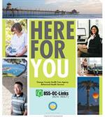 Here For You brochure