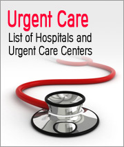 List of Urgent Care Centers